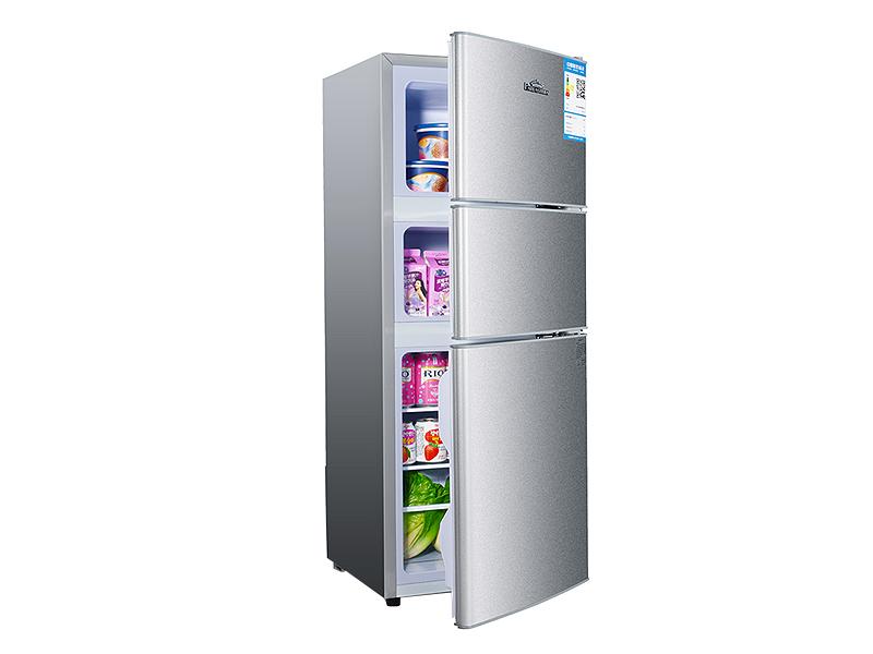 大容量三门冰箱