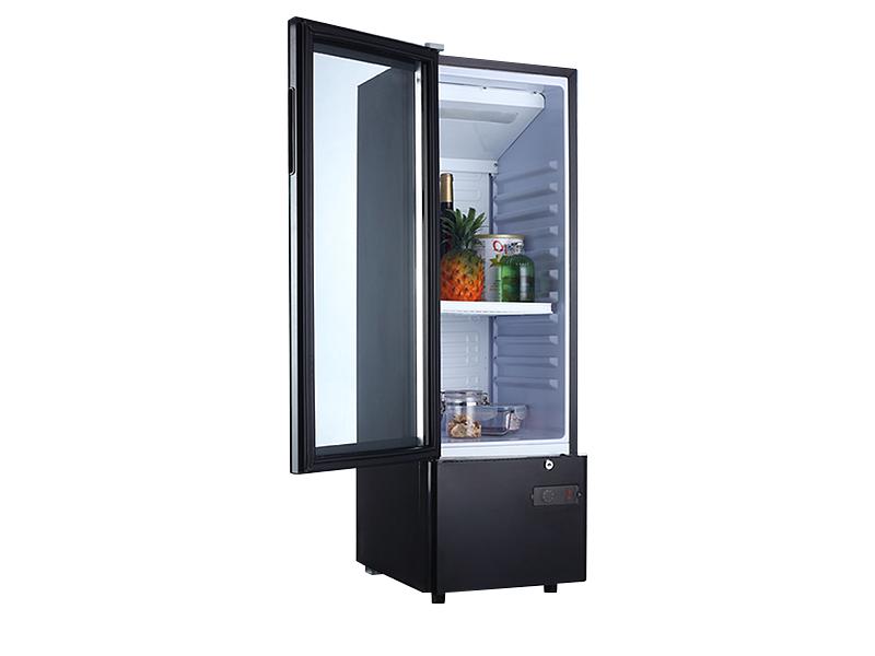 玻璃门迷你冰箱红酒柜
